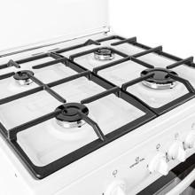 Чистим газовую плиту от жира и пригари