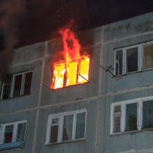 Как убрать в квартире после пожара