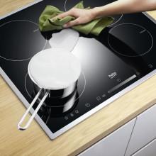 Как помыть стеклокерамическую плиту