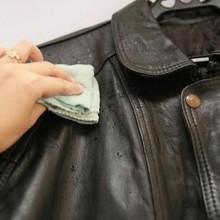 Как обновить кожаную куртку