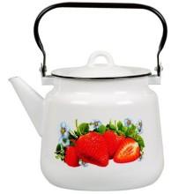 Как очистить накипь в эмалированном чайнике