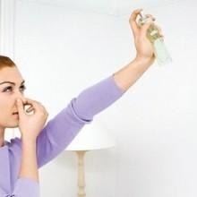 Избавляемся от запаха уксуса в квартире