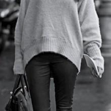 Растянулся свитер - как вернуть форму
