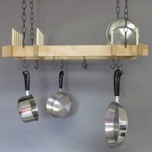 Идеи для хранения крышек, сковородок и кастрюль
