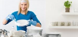 Правила быстрого мытья посуды