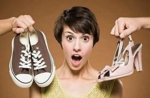 Избавляемся от запаха в обуви