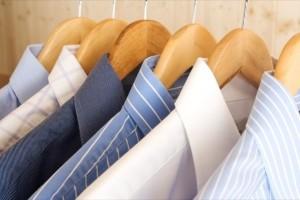 Отстирываем белые рубашки
