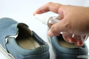 Дезинфицируем обувь