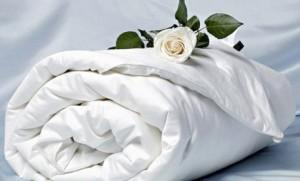 Стирка одеяла с машинке