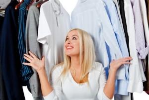 Избавляемся от неприятного запаха в шкафу