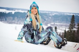 Стирка горнолыжного костюма проводится при температуре не выше 40 градусов