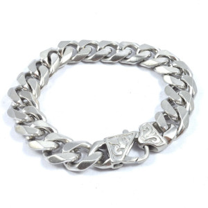 Чистка серебряной цепочки