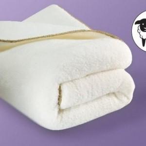 Стираем шерстяное одеяло