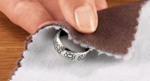 Отбеливаем серебро в домашних условиях
