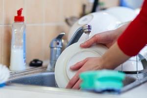 Самодельное моющее для посуды