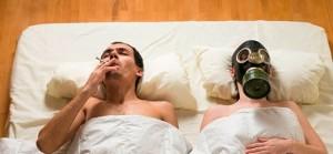 Как избавиться от табачного запаха