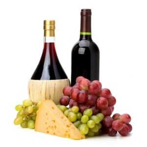 Храним открытое вино