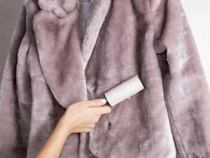 Как почистить шубу в домашних условиях
