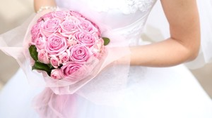 Стираем свадебное платье