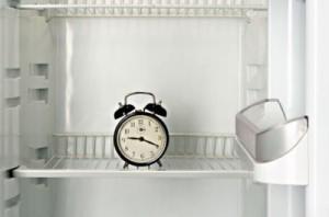 Размораживаем холодильник быстро
