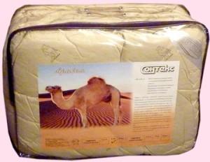 Стирка одеяла из верблюжьей шерсти