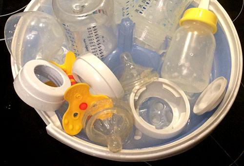 Как стерилизовать молокоотсос avent в домашних условиях 6