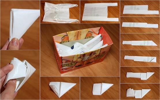 Как сделать для хранения пакетов 485
