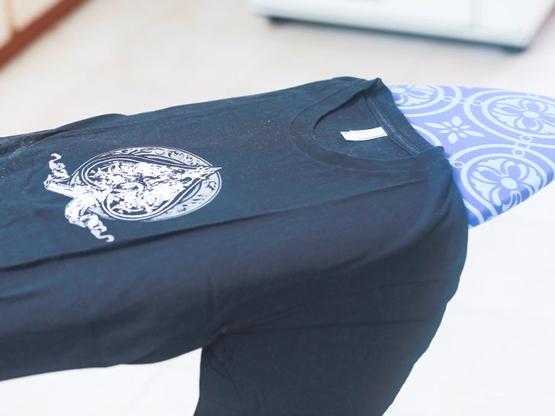 Как удалить наклейку с футболки в домашних условиях 573