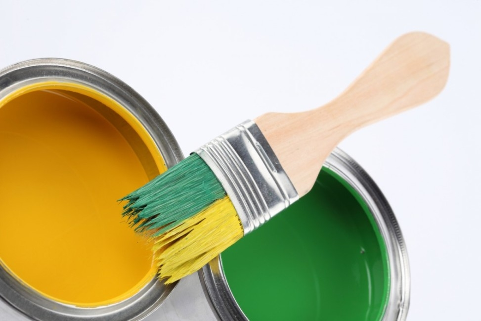 Чем оттирать краску в домашних условиях
